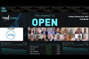 VIQ Solutions Virtually Opens The Market