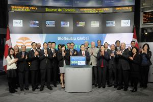 BioNeutra Global Corporation Opens the Market