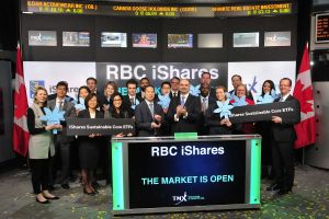 RBC iShares Opens the Market