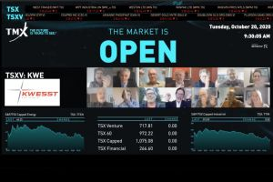 KWESST Virtually Opens The Market