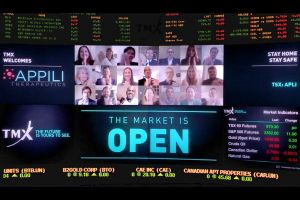 Appili Therapeutics Virtually Opens The Market