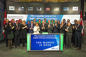 TSX Trust Joins The Canadian Council for Public-Private Partnerships