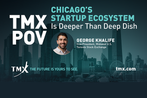 TMX POV - Chicago's Startup Ecosystem Is Deeper Than Deep Dish